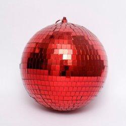 [غلسّ ميرّور] كرة أحمر لأنّ [إكسمس] زخرفة كرة