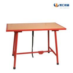 Portátil sólido Universal mesa de madeira maciça de dobragem