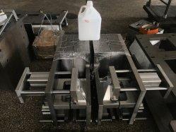 Automatique à 1 litre 4 litre FLACON EN PEHD Jerrycan lubrifiant peut ébarbage Extrusion moule de soufflage