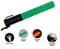 La seguridad del tráfico de la luz de Baton señal LED multifunción Wand