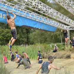Im Freien Ninja Worrior Innenyoga Sports Trainings-Binder