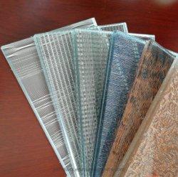 Populäres Metalldraht-ausgeglichenes flaches dekoratives Glas