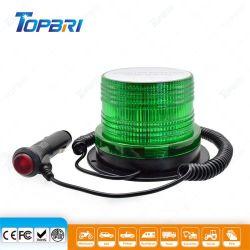 Grüne Blitzleuchte Warnleuchte 12V LED gedrehtes Blitzlicht für Anhänger