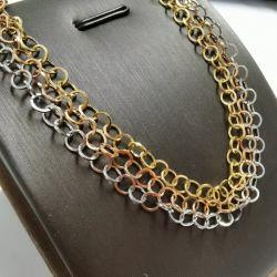 Горячая продажа площади из нержавеющей стали O цепь для мода ожерелье цепочке принятия решений