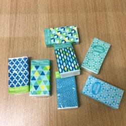 La Chine poche de haute qualité en gros les mouchoirs de papier, face Tissu, tissu Mini