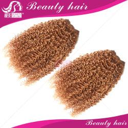 المنغولية الأفريقية الكينكي 3 أجهزة كمبيوتر / الكثير من الشعر البشري، المنغولية Kinky الشعر العكر البشر الشعر أغيف