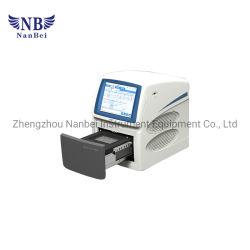 6 canaux Gentier Thermocycleur PCR avec le temps