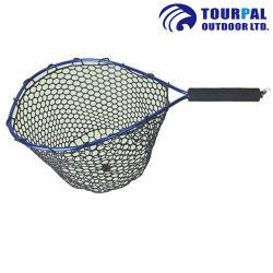 Fliegen-Fischen-Landung-Netz-Forelle-Netz mit Gumminettobeutel
