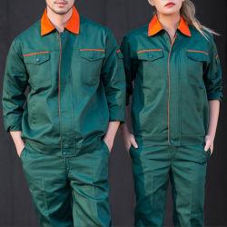 Het klassieke Eenvormige Werk van Workwear van het Kostuum van de Arbeider van de Boiler van de Mensen van de Timmerman van het Ontwerp