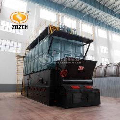Fábrica de Té de carbón de calderas de vapor disparó con el mejor precio con combustible carbón