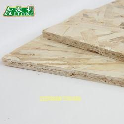 Qualitäts-Melamin lamellierte Spanplatte Chipboard/OSB für Möbel