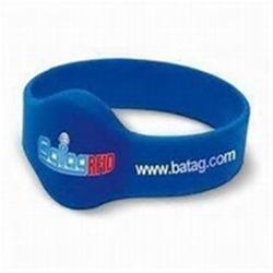De aangepaste Armband USB van het Horloge van de Band van de Pols van de Gift RFID van de Bevordering Rubber