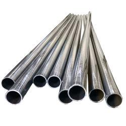 前に炭素鋼の管/亜鉛管Tuboのあたりで電流を通される薄い壁を構築する温室