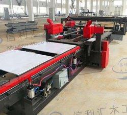Только один пользователь может выполнить автоматическое четыре боковых пильный станок процесса пластину, которая значительно повышает эффективность производства и экономит затраты на оплату труда.