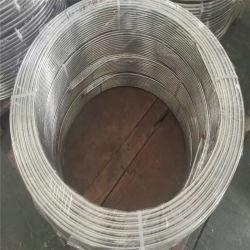 ASTM A269 колпачок клеммы втягивающего реле и полированная нержавеющая сталь катушки системы охлаждения трубки производитель цена