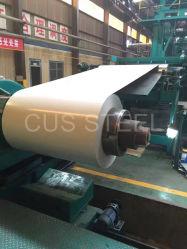 Ral9003 Aço Galvanizado folha/Prepainted revestimento de zinco da bobina de aço