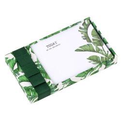 Luxuxpapppapier-verpackten kundenspezifische Gleichheit-Schliessen-Geschenk-Kästen steife Anmerkungs-Auflage
