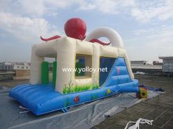 Drôle d'Obstacle Combo gonflables pour l'Amusement Park