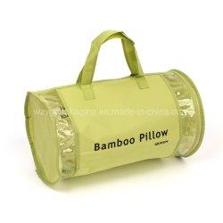 Оптовая торговля не Cylinder-Shape тканого подушки подушки безопасности упаковки с молнией