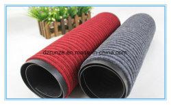 Rodillo de la alfombra del pasillo del Doormat del fieltro del Nonwoven del poliester del forro del PVC