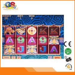Video schede di sistema di gioco dei giochi della macchina del casinò della scanalatura della mazza