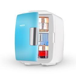 Portable Camping Mini-Medical caixa do resfriador com refrigerador e mamadeiras 5L