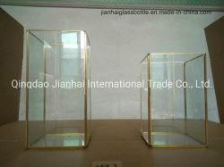 Commerce de gros verre décoratif Cache-poussière d'accueil