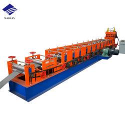 Manuel de l'acier galvanisé C Z U / panne machine à profiler C Canal panne machine