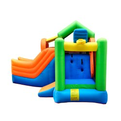 Royal gonflable Bouncer Inflatable Moonwalk lune gonflable Bounce (BMBC199)