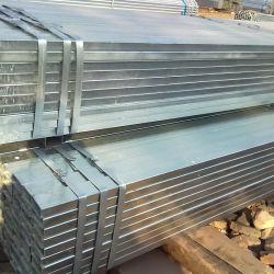 En10219-1 площади прямоугольника для скрытых полостей оцинкованные стальные трубы