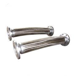 Ss201/SS304/SS316 flexible en acier inoxydable du tuyau flexible en métal flexible en métal ondulé en spirale