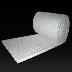 HP Blanca de manta de fibra cerámica de aislamiento para la resistencia al calor