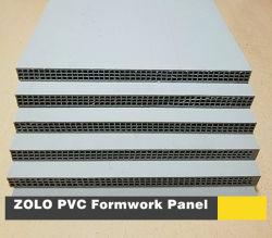 Zolo 10mm-22mm具体的な閉めることのためのプラスチックサンドイッチパネルの型枠