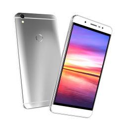 """5 """" Smart téléphone mobile 4G, Boîtier en alliage Unibody CNC Slimbody 7.8mm 130g, doigt d'impression, 2+16g 13MP Caméra, 4G Smart Phone, téléphone cellulaire, bienvenue OEM/BGD/CKD afin"""