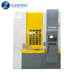 Qualität VTC850 herkömmliche Einspalten-Maschine vertikalen Drehbank der CNC-VTL