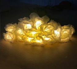 LED 축제 & 당 Linkable 결혼식 훈장 화초대 장식을 꽃이 핀다