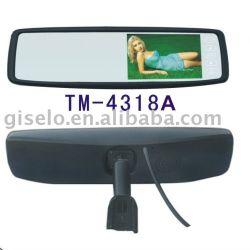 Monitor van de Auto monitor/TFT-LCD van 4.3 Duim de Originele/Auto TFT LCD (TM4318A)