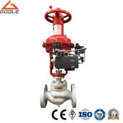 صمام التحكم في الضغط الهوائي المتوازن نوع Cage (HSC)