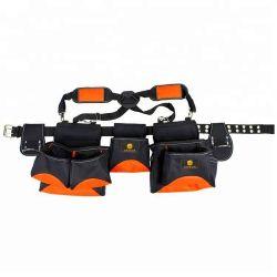 Werkgereedschap Vest Polyester multifunctionele OEM/ODM elektrische riem voor de Waistkit Gereedschapstas met bretels