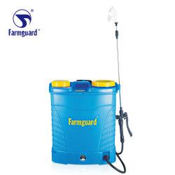 L'embuage la formation de buée Batterie de la machine de la pompe du pulvérisateur agricole exploitée sac à dos Sac à dos Pulvérisateur électrique