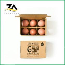 Großhandel Kraftpapier Karton Verpackung Ei Dessert Boxen