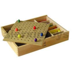 Монтессори образовательные игрушки - Gabe J2 (3 см)
