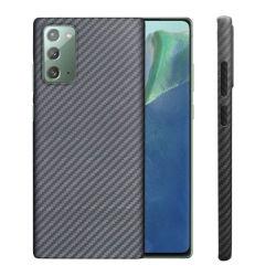 قوة تأثير عالية من شركة Real Aramid Fiber Samsung Case