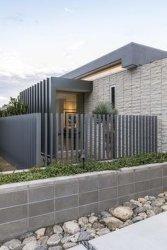 금속 강철 알루미늄 담 자동적인 단단한 정원 입구