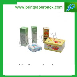 Hot-Sale Custom Promotic Cosmetic Cream 포장 상자 Pharmaceutical Box Mosquito Dispeller 포장 상자