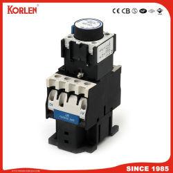 Contattore magnetico di CA con il contattore del relè del dispositivo d'avviamento di motore del certificato del Ce