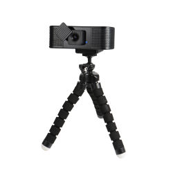 Usb-Webcam-Computer PC Kamera 2020 mit Mikrofon und Lautsprecher