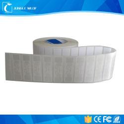 13.56MHz Zoll gedruckte Rewritable RFID NFC Marken-Aufkleber