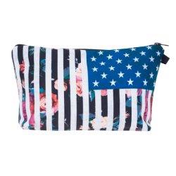 Bilden heißer Verkauf kundenspezifische gedruckte Form Ladys Beutel-Platz-kosmetischer Beutel-bunte Handtaschen