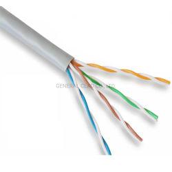 36AWG CCA(A) ADSL2+ 자체 지원 광대역 실내 전화 케이블